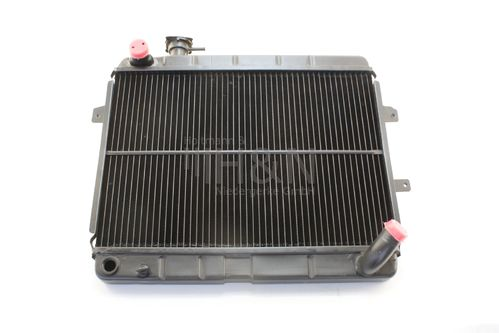 radiator Fiat 124 CS0 / CS2 / DS 2000 (515x355x32mm)