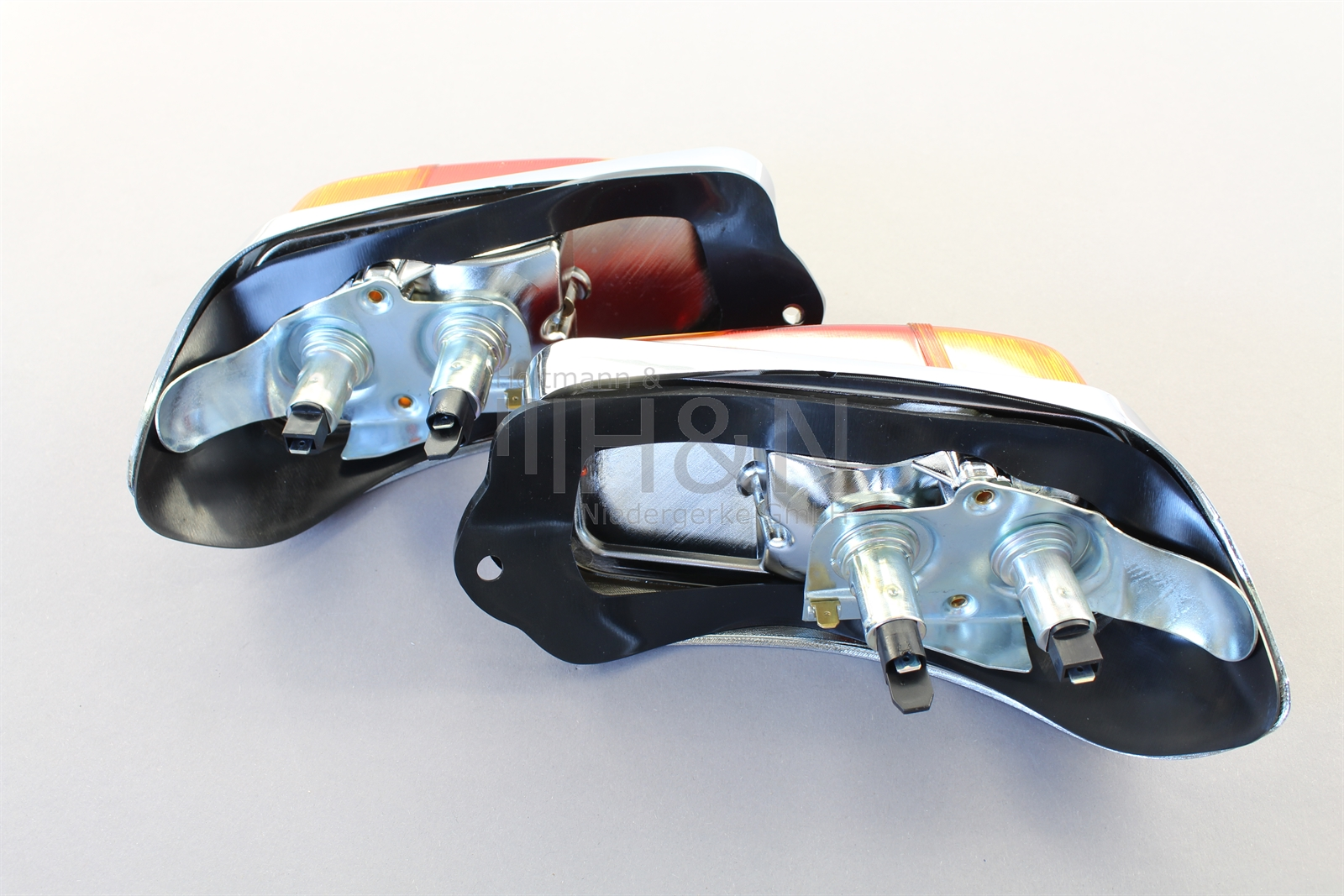 Gummidichtungen Rückleuchten Paar pair tail lamp gaskets Fiat 500D,600D,Multipla
