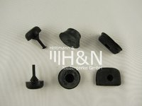 rubber bump stop (set 6pcs) front bonnet Topolino 500C